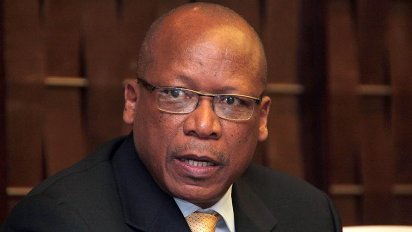 Former MTN group CEO Sifiso Dabengwa.