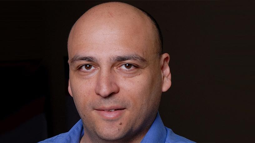 Uri Rivner, VP of cyber strategy at BioCatch.