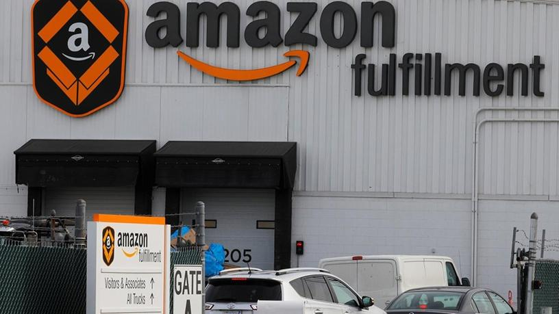 Amazon is expanding its retail footprint outside the US, particularly in India.
