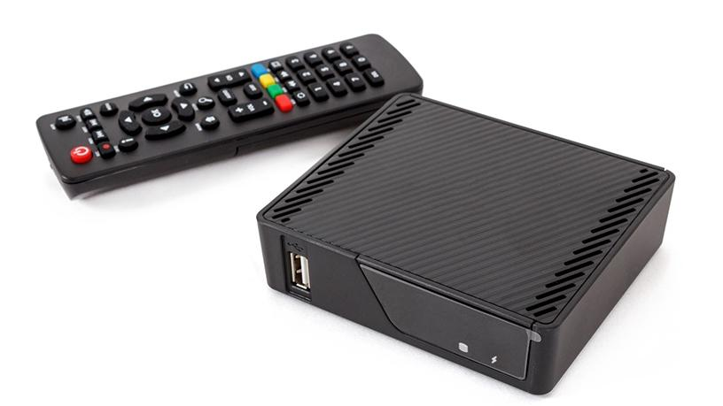 Government will no longer procure or distribute digital TV set-top boxes.