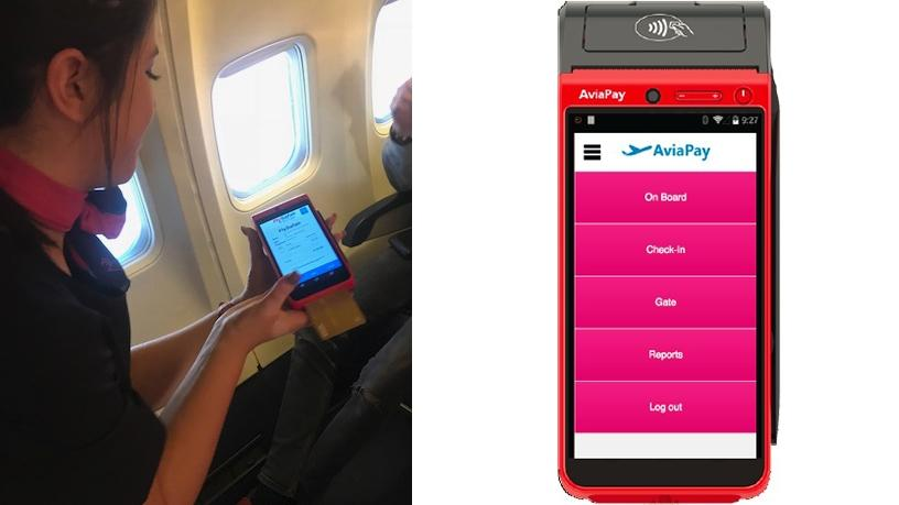 FlySafair aims to add more functionality to the newly launched inflight mobile point-of-sale system.