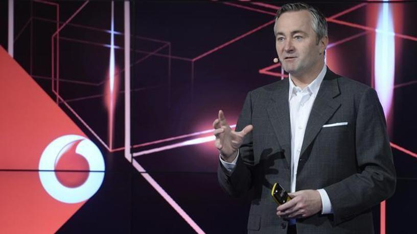 Vodafone Germany CEO Hannes Ametsreiter.