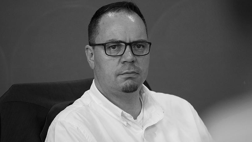 Ian Jansen van Rensburg, senior manager, VMware.