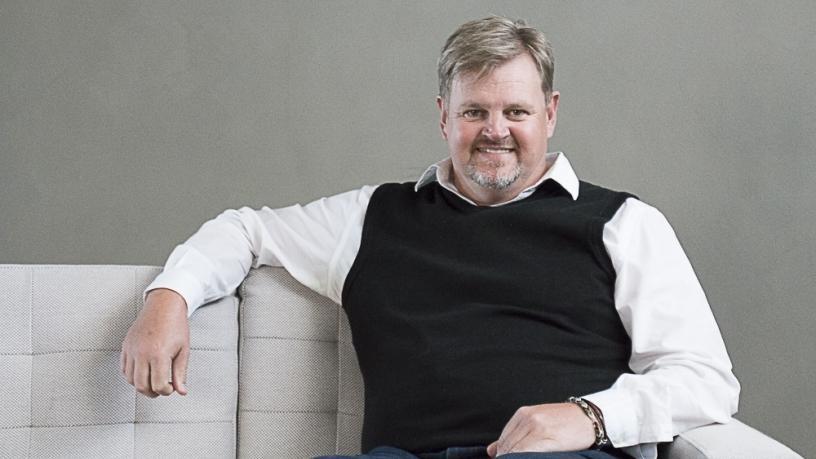 Lex van Wyk, CEO of Teraco.