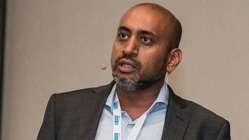 Mohamed-Shoaib Dawod, cloud services lead for IBM.
