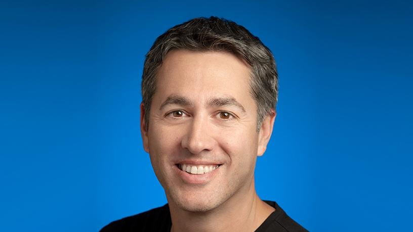 Roy Glasberg, global lead for Google Developers Launchpad.