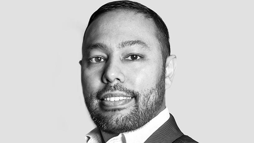 Zeyad Davids, chief marketing officer of Virgin Money.
