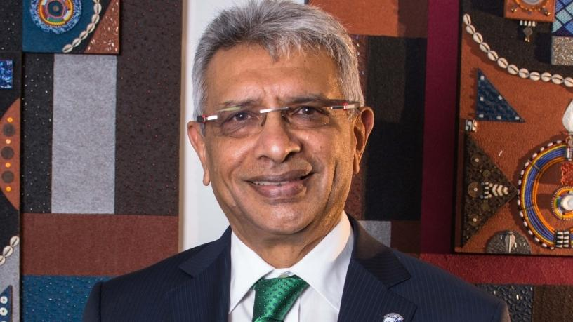 Ashok Shah, Group CEO of APA Apollo.