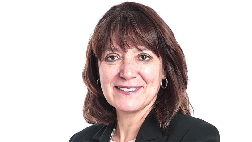 SAP Africa's new MD, Cathy Smith.