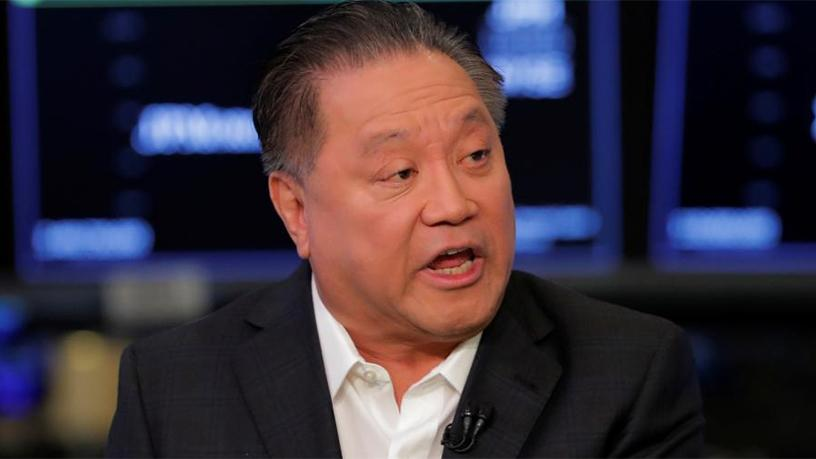 Broadcom CEO Hock Tan.