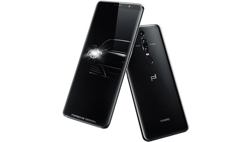 Hands On With Huawei's Porsche Design Mate RS