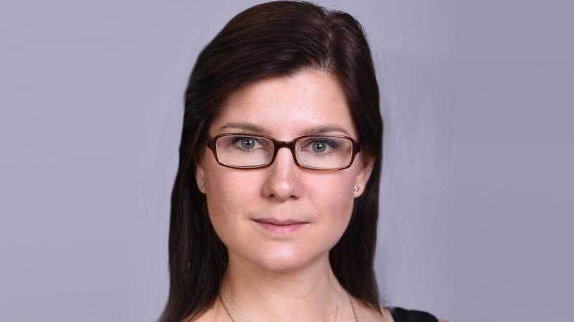Marta Piekarska, director of Ecosystem at Hyperledger.