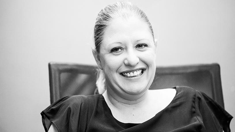 Michele McCann, business development manager, Teraco.