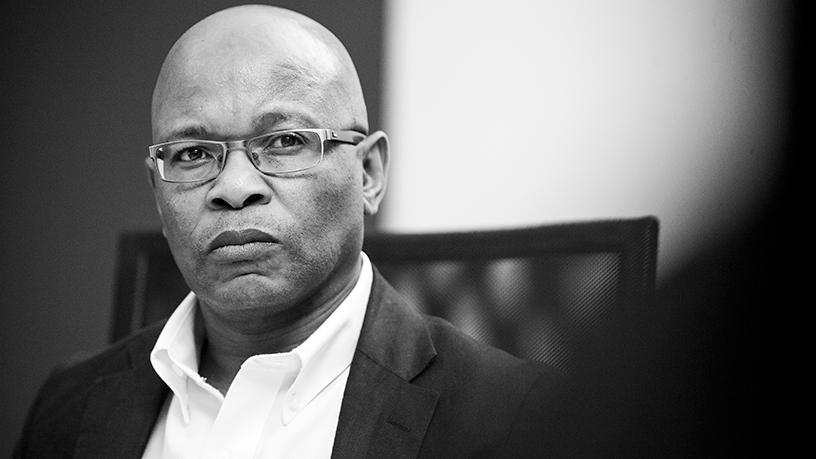 Patrick Maphopha, ?Africa technology evangelist, NetApp SA.