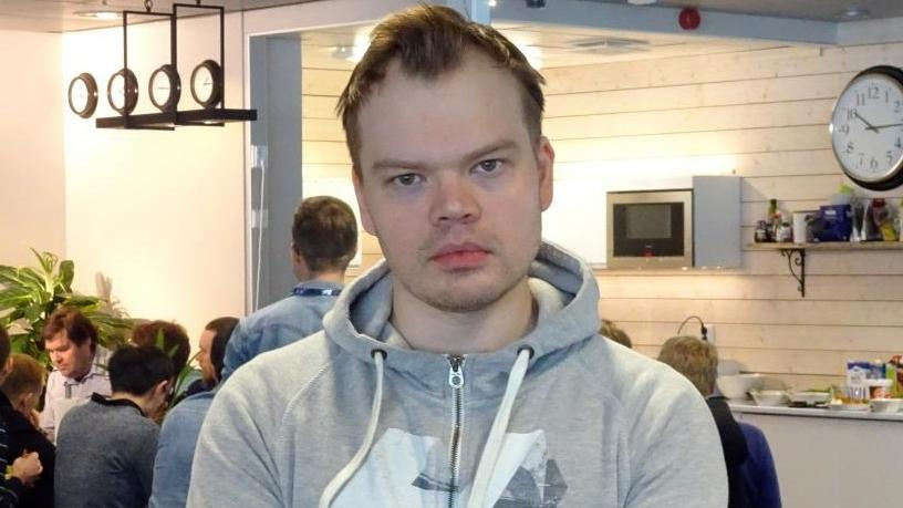 Hatch CEO Juhani Honkala at his office in Espoo, Finland.