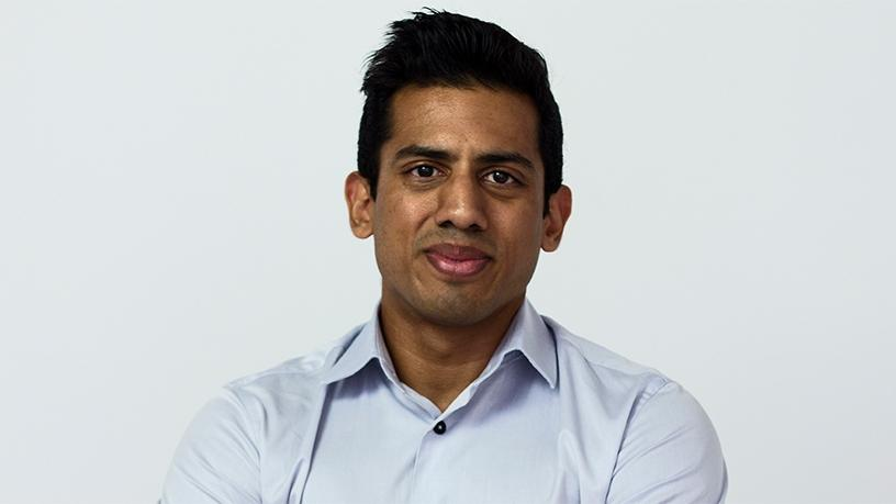 Sheraan Amod, CEO and founder of RecoMed.