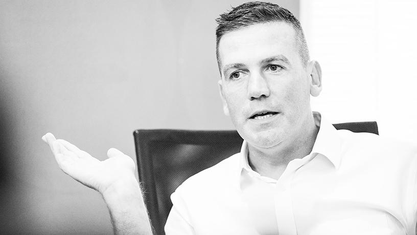 Willem Marais, chief business development officer, Liquid Telecom.