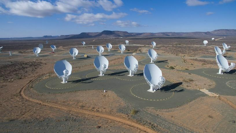 Until the SKA is complete, MeerKAT is regarded as the world's largest radio telescope.