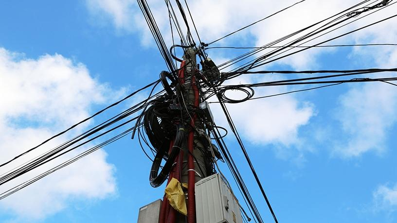 The City of Joburg says Fibrehoods and Vumatel have not produced a mapping of their aerial fibre.