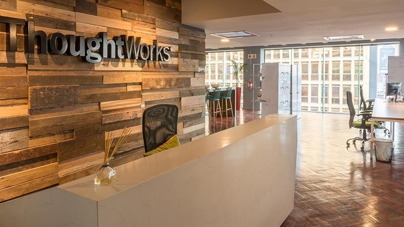 ThoughtWorks closed shop in SA after investing in these fancy offices in Braamfontein.