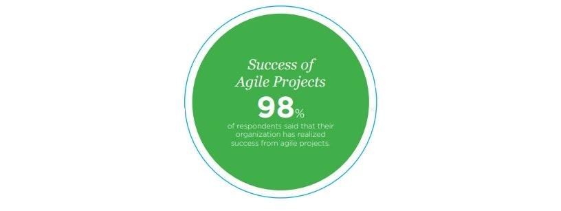 Success of Agile projects.