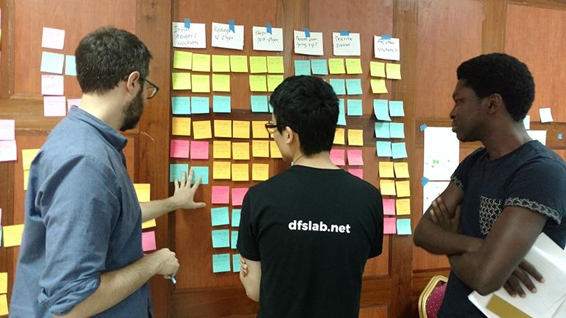 DFS Lab has now invested about $1.2 million in African and Asian fintech start-ups.