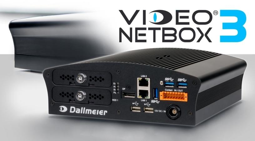 Dallmeier presents VideoNetBox 3, easy-to-deploy, plug-and