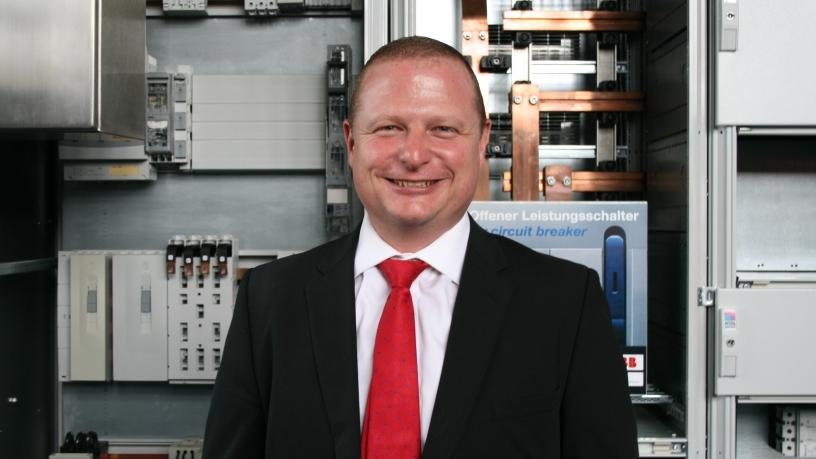 Managing Director for Rittal South Africa, Jacques Klopper.
