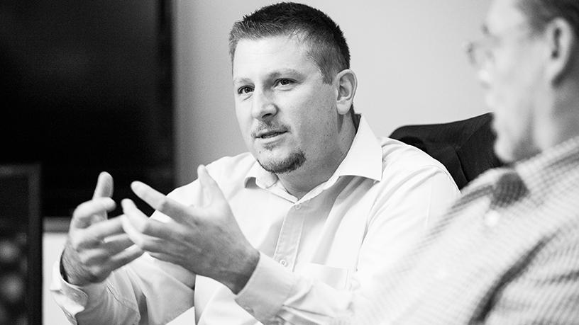 Jacques du Preez, solutions architect, NEC XON