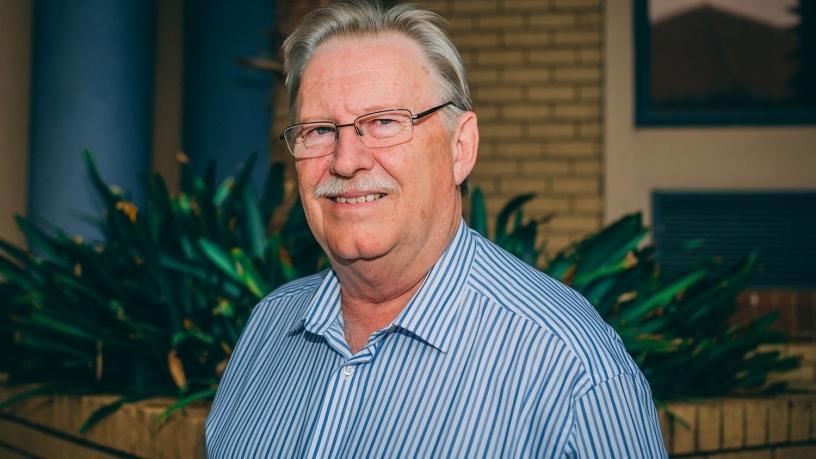 Ken Vermaak, Manager - Compliance & Billing.