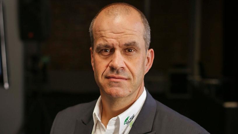 Matthew Lee, regional manager: Sub-Saharan African, SUSE.