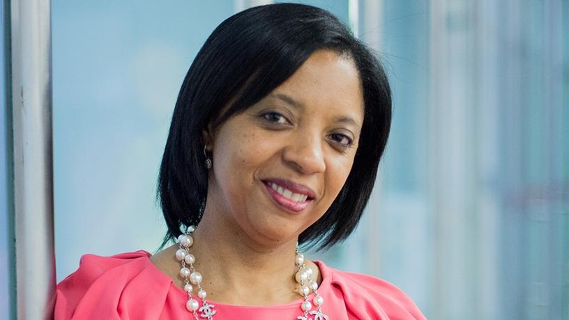 Roze Phillips, MD of Accenture Consulting in Africa.