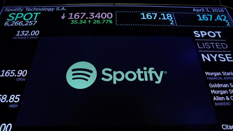 Prospective investors expressed concerns about Spotify's lack of profits.