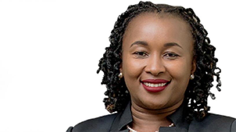 Sylvia Mulinge, Vodacom Tanzania's new MD.