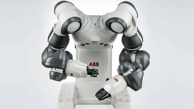 ABB's YuMi robot sells at just under R1 million and the company has so far sold one unit in SA.