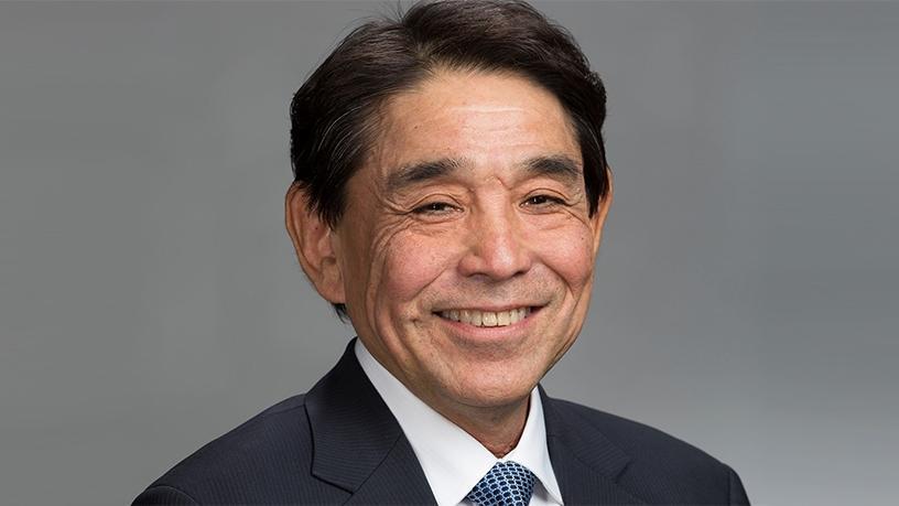Yuichi Ishizuka, Canon president and CEO for EMEA.
