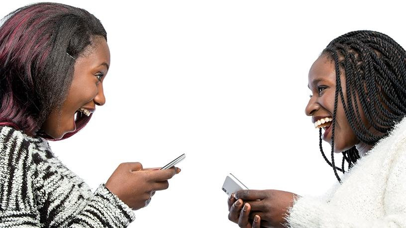 According to World Bank, 40% of the Sub-Saharan Africa population are under 16, a segment with significantly lower mobile ownership levels.