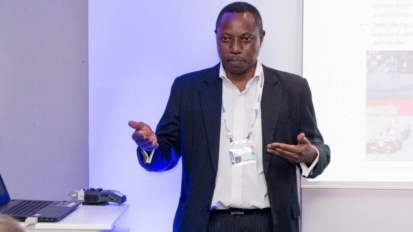 Dr Dennis Mwansa.