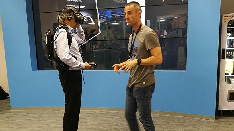 Students will learn how to develop AR and VR technology for immersive platforms, says UWC.