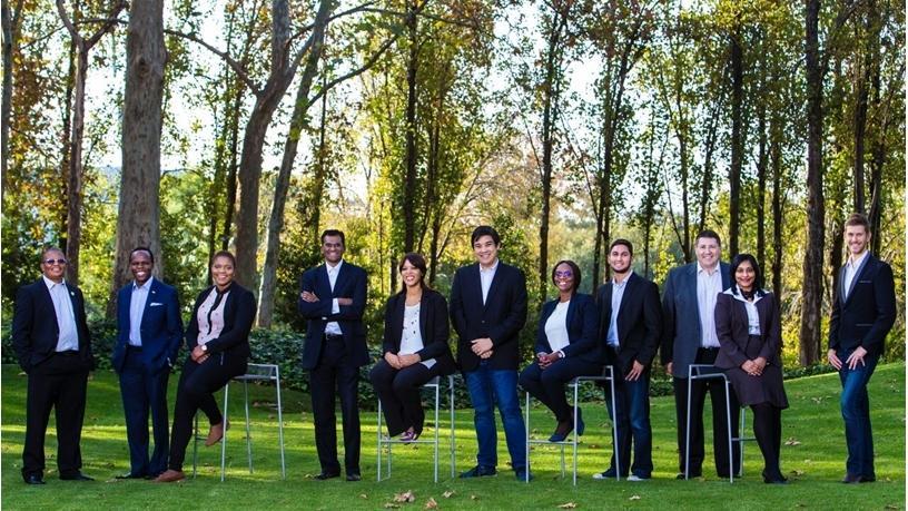ISACA SA Chapter Board of Directors 2018 - 2020.