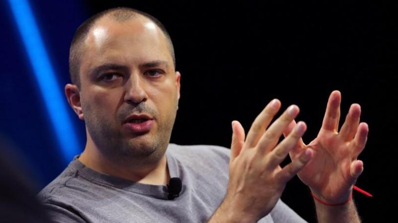 WhatsApp co-founder Jan Koum.