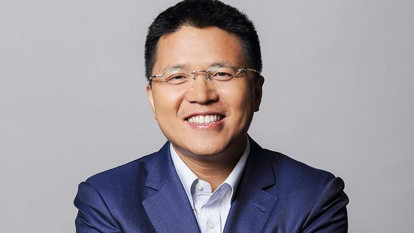 Jim Xu, VP of sales and marketing at Huawei consumer business group.