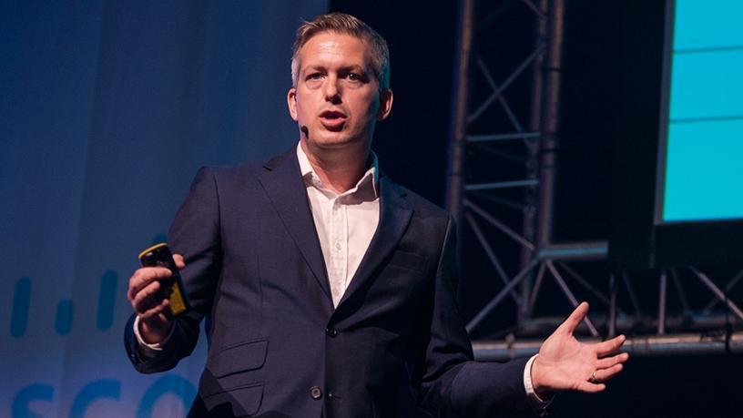 John Maynard, vice president and EMEAR lead: cyber security for CISCO.