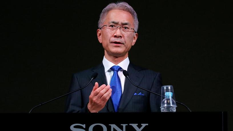 Sony's new CEO Kenichiro Yoshida.