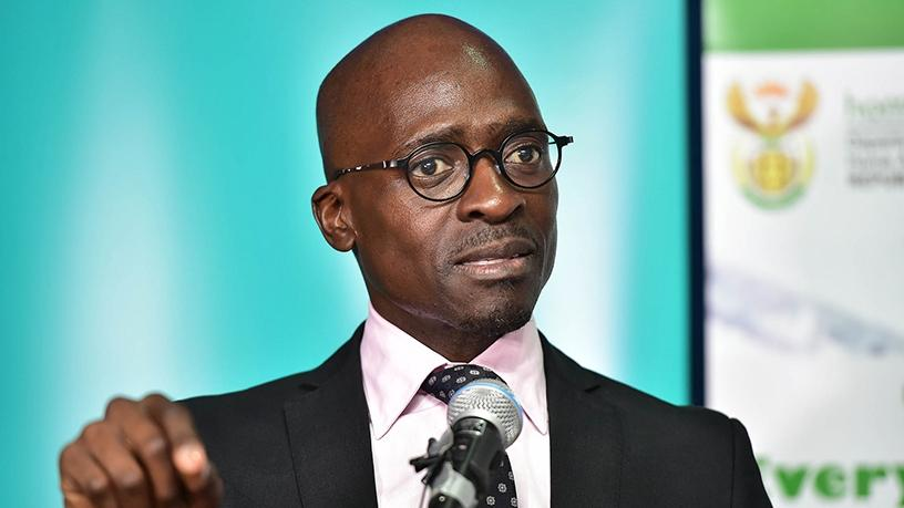 Home affairs minister Malusi Gigaba. (Photo source: GCIS)