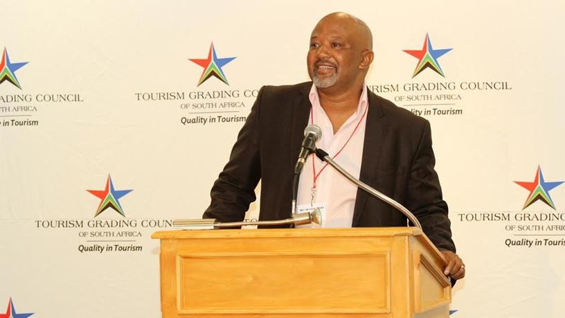 Former South African deputy finance minister, Mcebisi Jonas. Photo source: GCIS