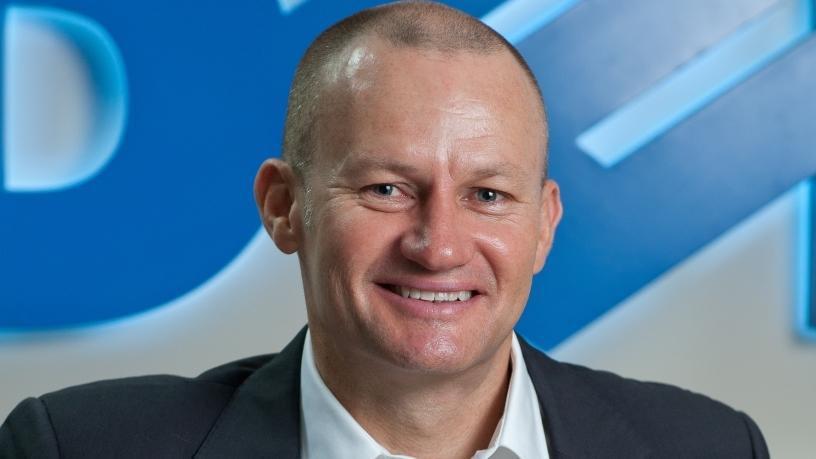 Michael Collins, senior VP: channel, Dell EMC EMEA.