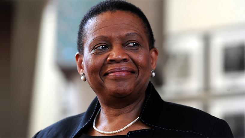 Advocate Pansy Tlakula, chairperson of the Information Regulator.