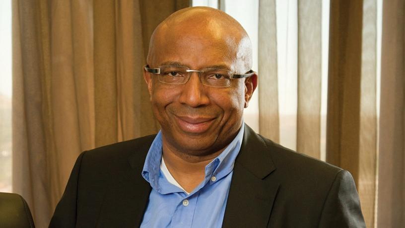 Telkom CEO Sipho Maseko.