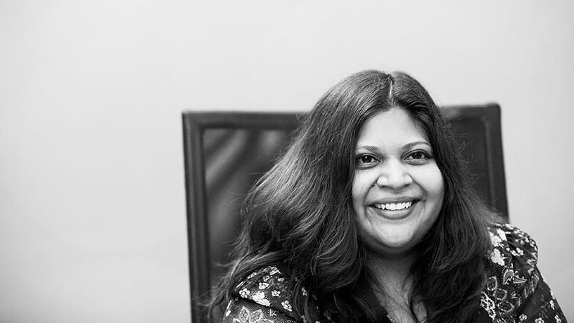 Varsha Ramesar, managing consultant, EOH Information Services.